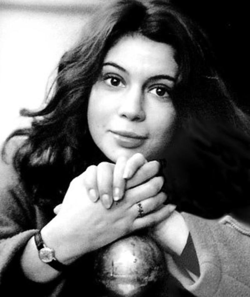 Photo of Béatrice Romand