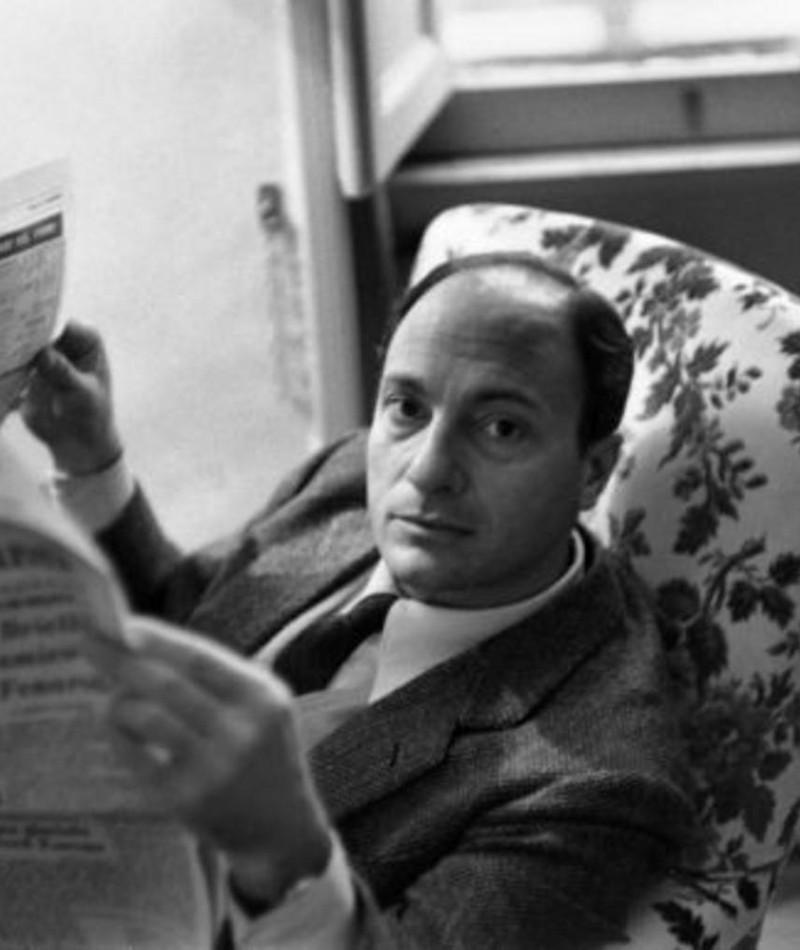 Photo of Raffaele La Capria