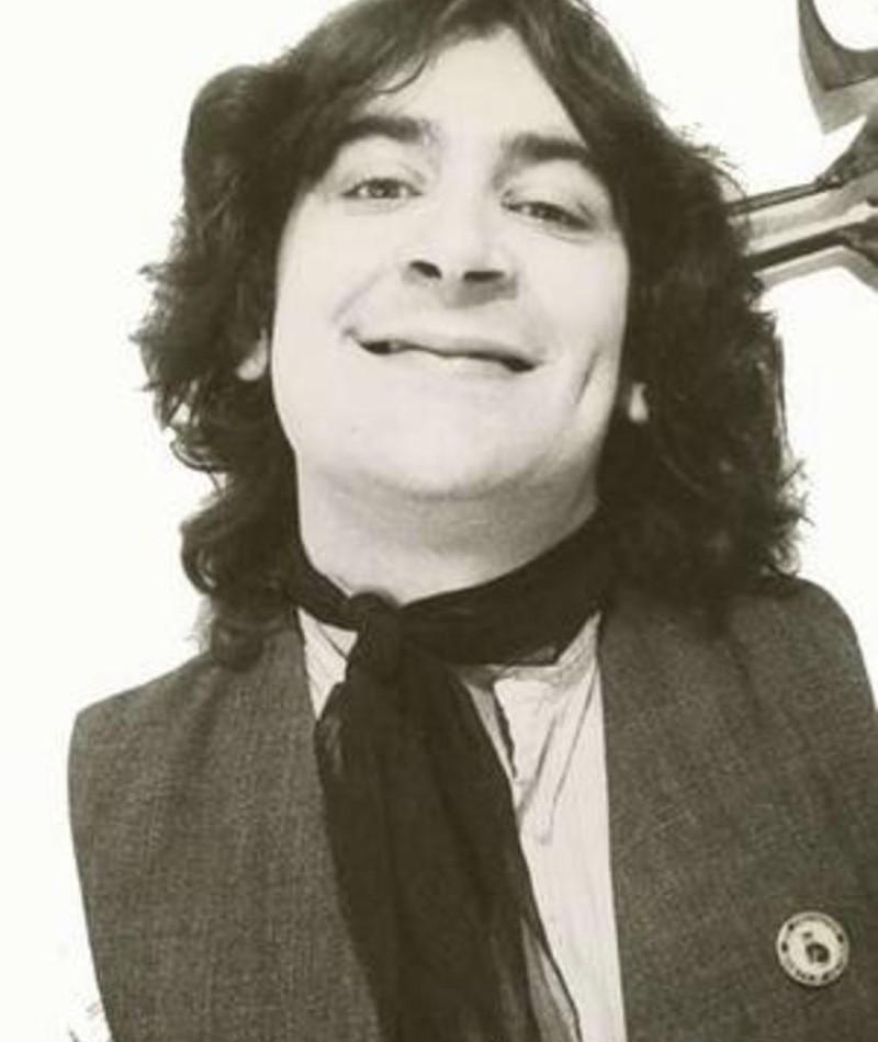 Photo of Gerry Humphreys