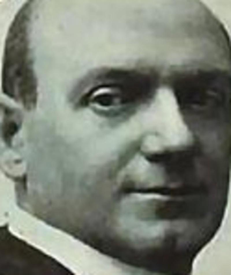 Photo of Joseph Cawthorn