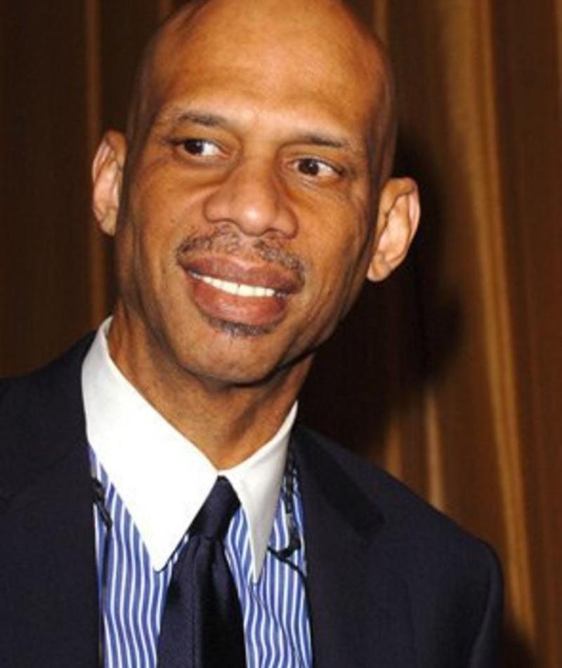 Photo of Kareem Abdul-Jabbar