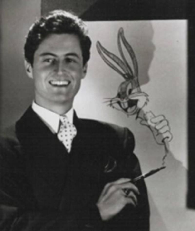 Photo of Robert Clampett