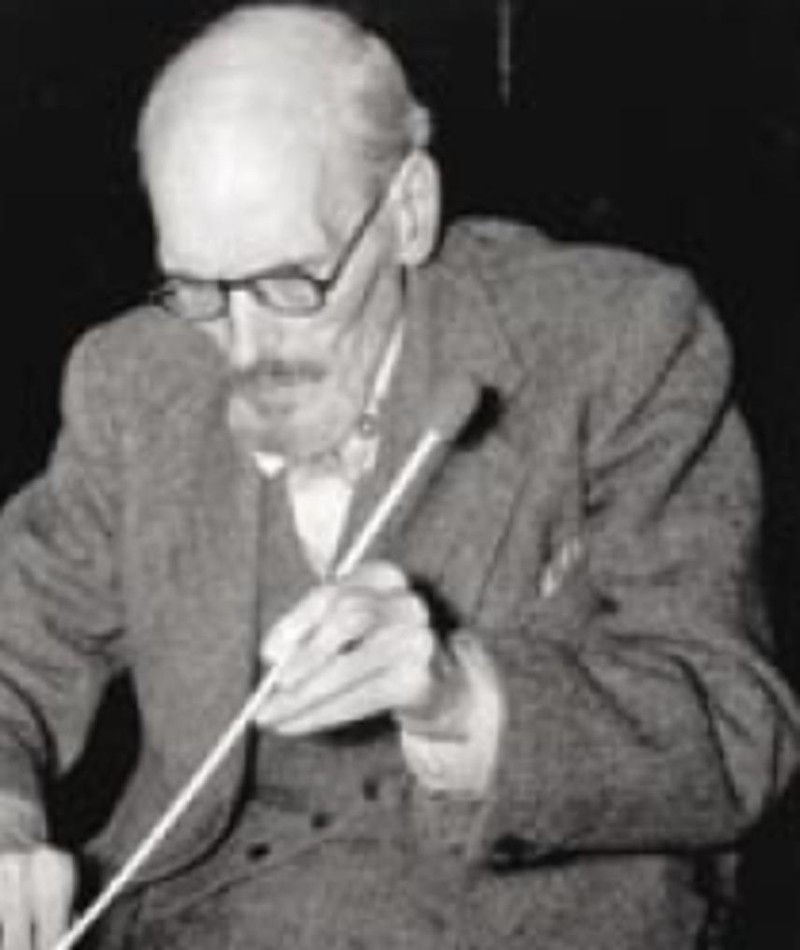 Photo of Ernest Irving