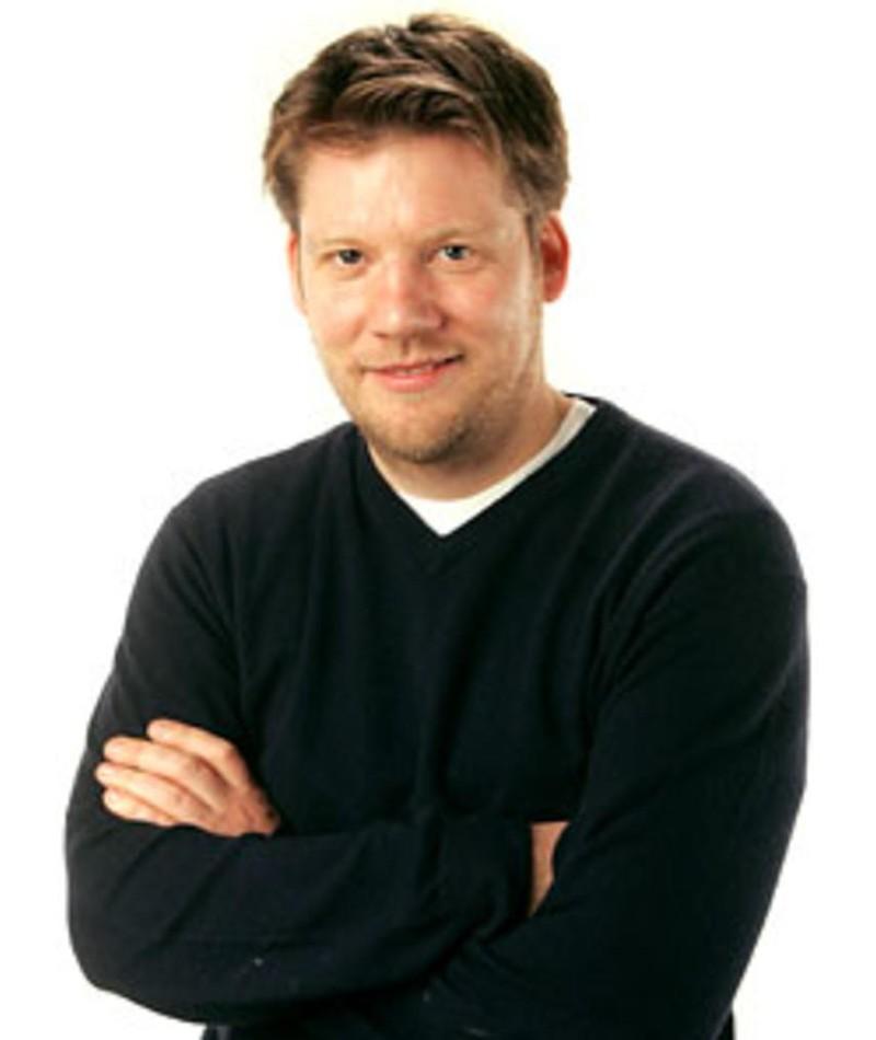 Photo of Christopher Zalla