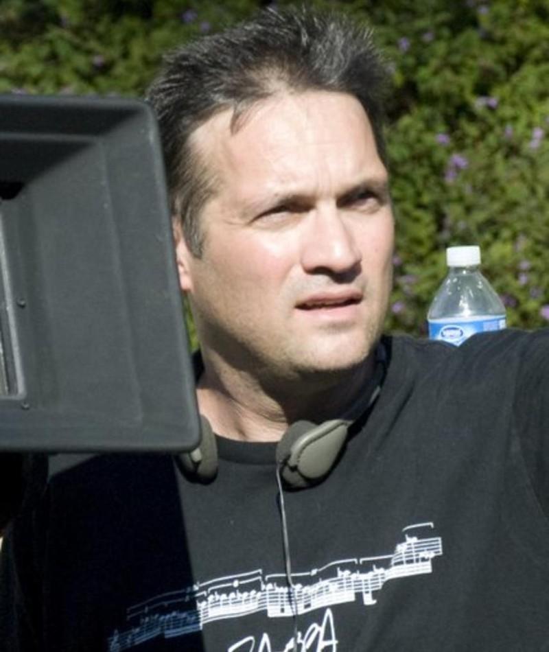 Photo of Matthew Barry