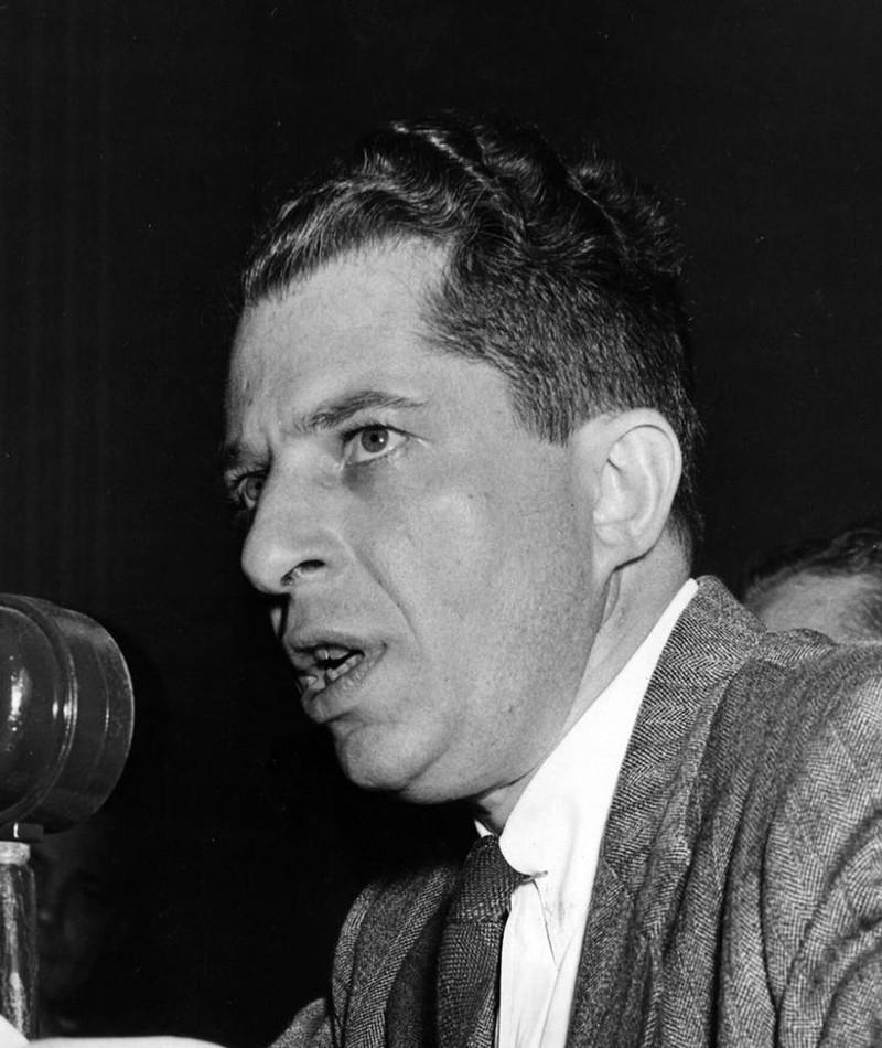 Photo of Albert Maltz