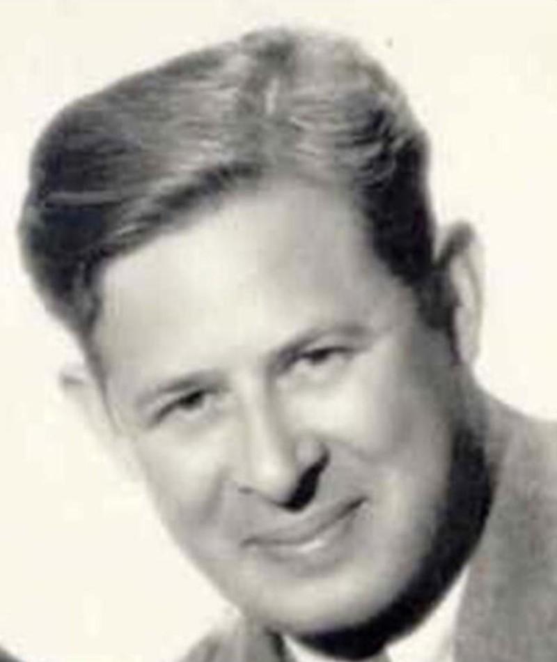 Photo of Bernard Herzbrun