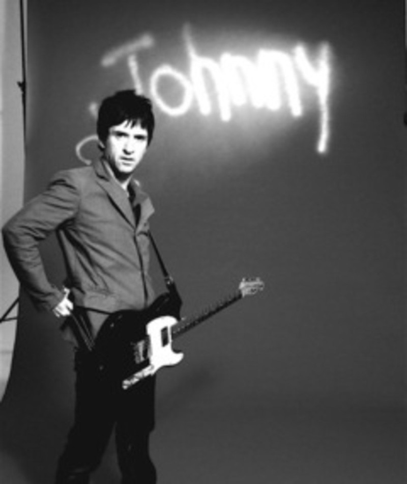 Photo of Johnny Marr
