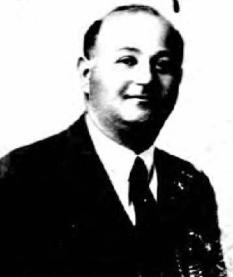 Photo of Samuel Lerner