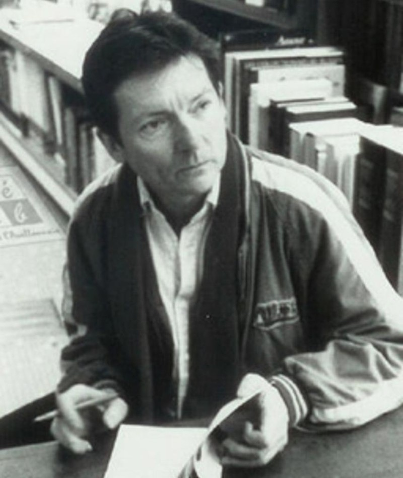 Photo of Jean-Claude Guiguet