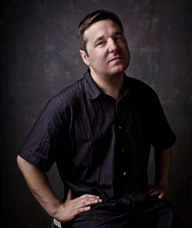 Photo of David Gregory
