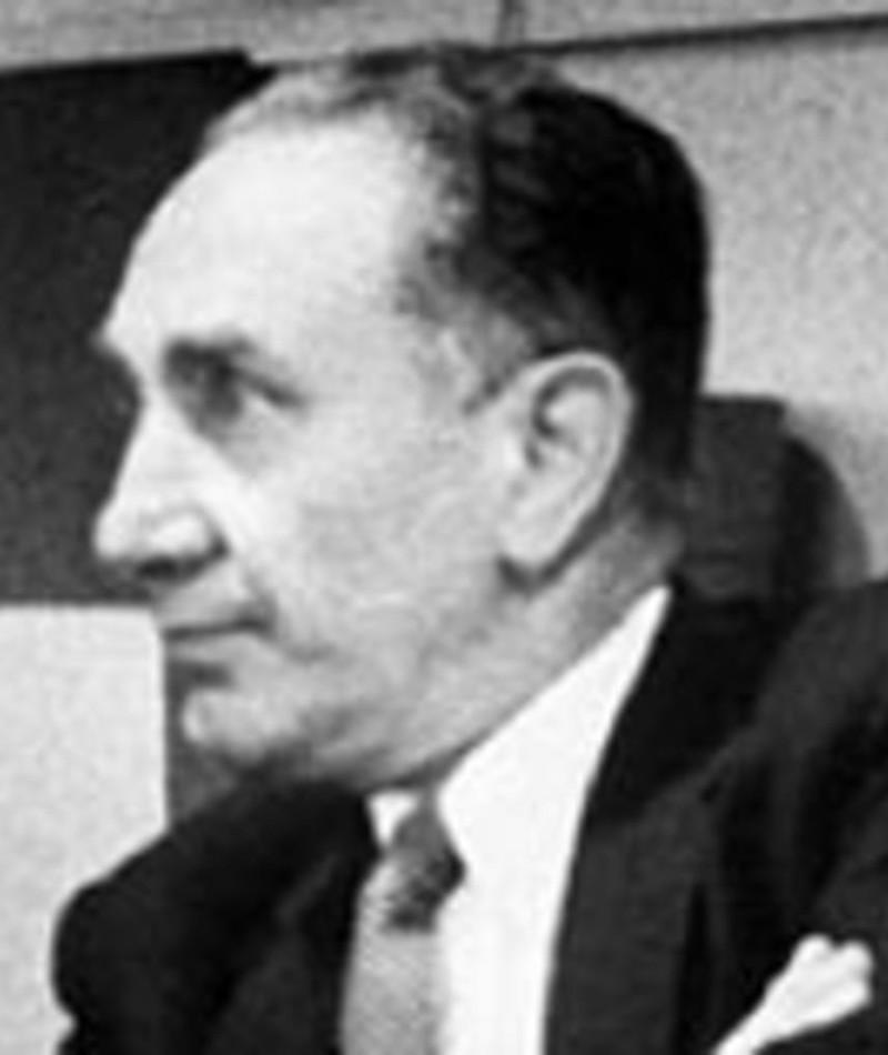 Photo of Ralph Baum