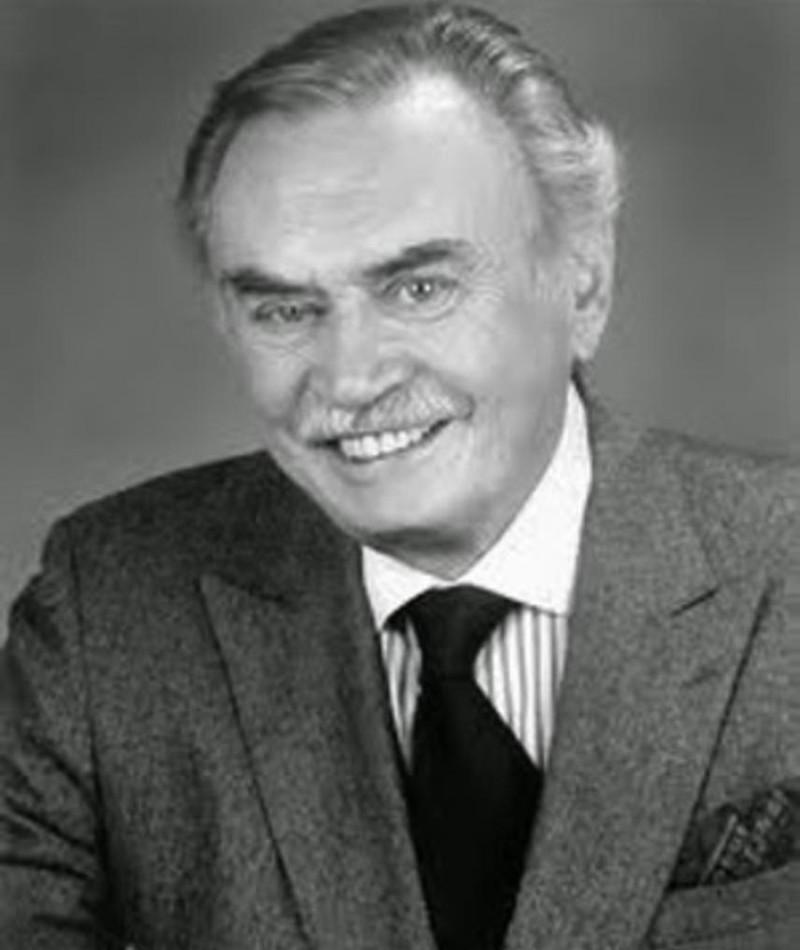 Photo of John Myhers