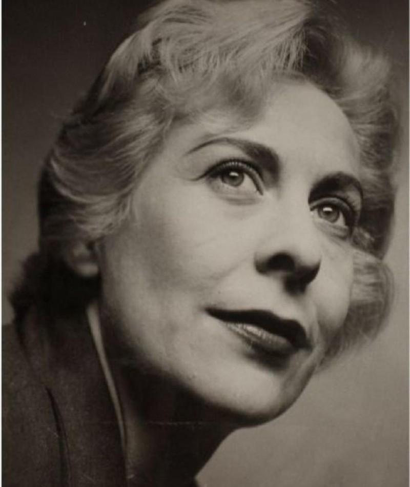 Photo of Jane Hylton