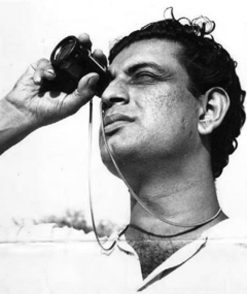 Photo of Satyajit Ray