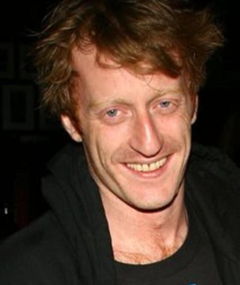 Photo of David Wilmot