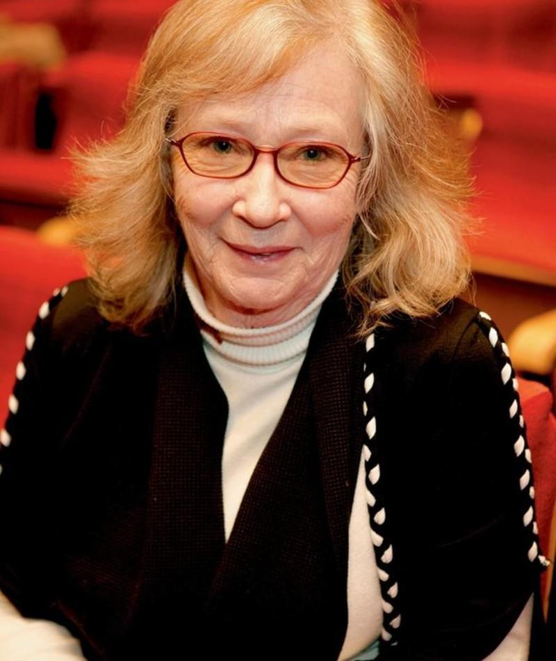 Photo of Helga Borsche