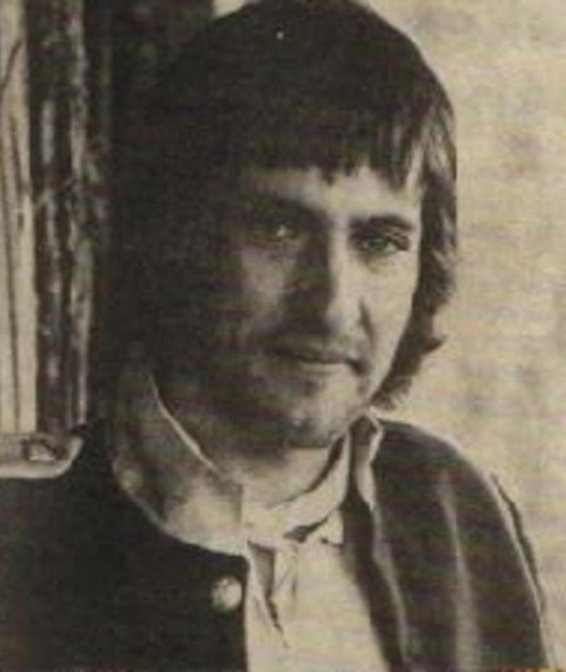 Photo of John Alansu