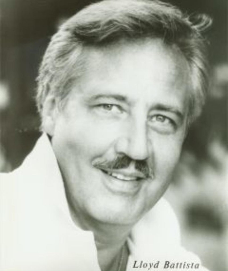 Photo of Lloyd Battista