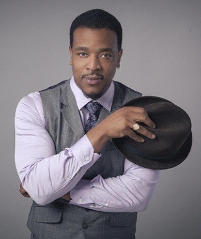 Photo of Russell Hornsby