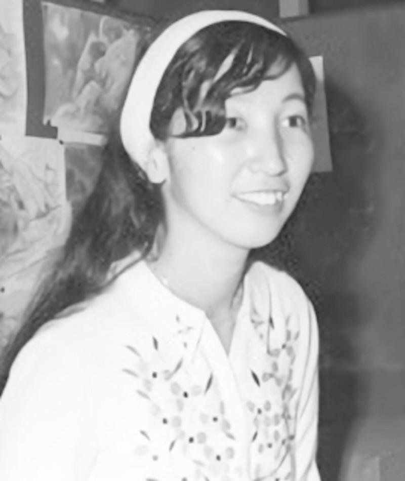 Photo of Reiko Okuyama