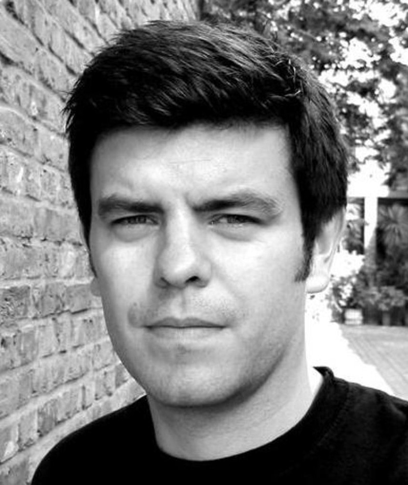 Photo of Toby MacDonald