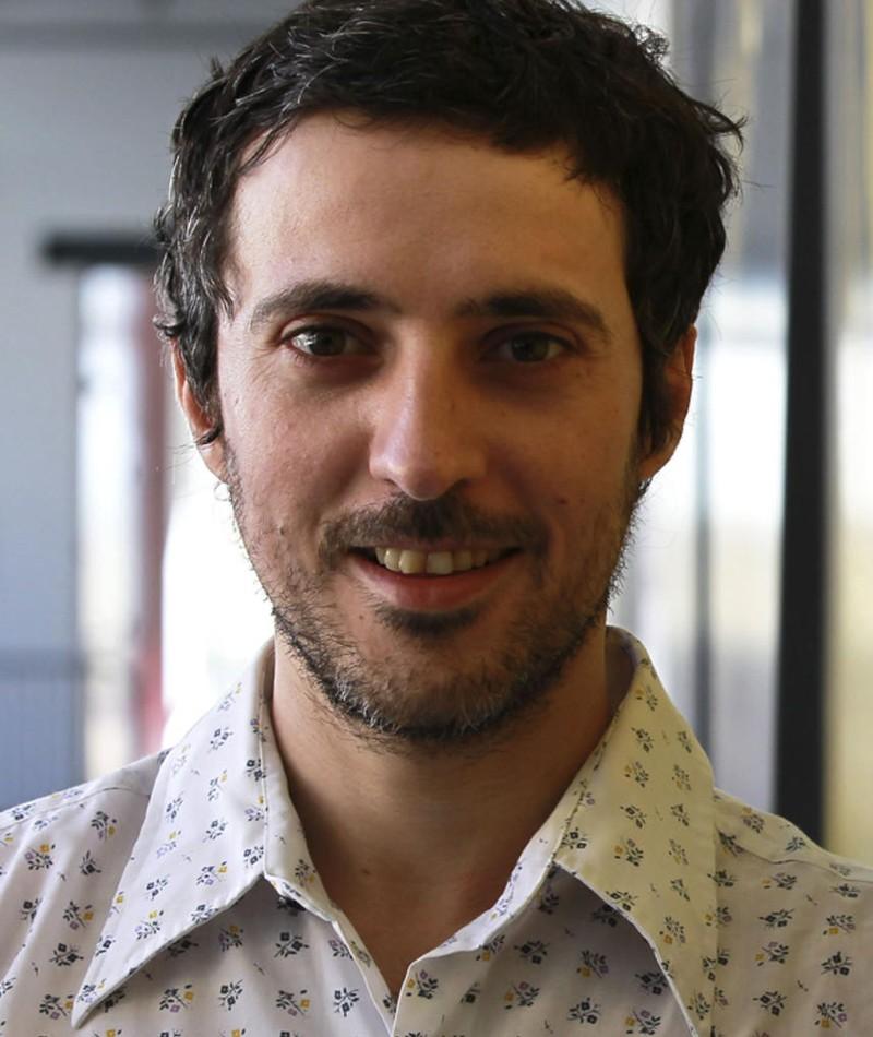 Photo of Andrés Gertrúdix