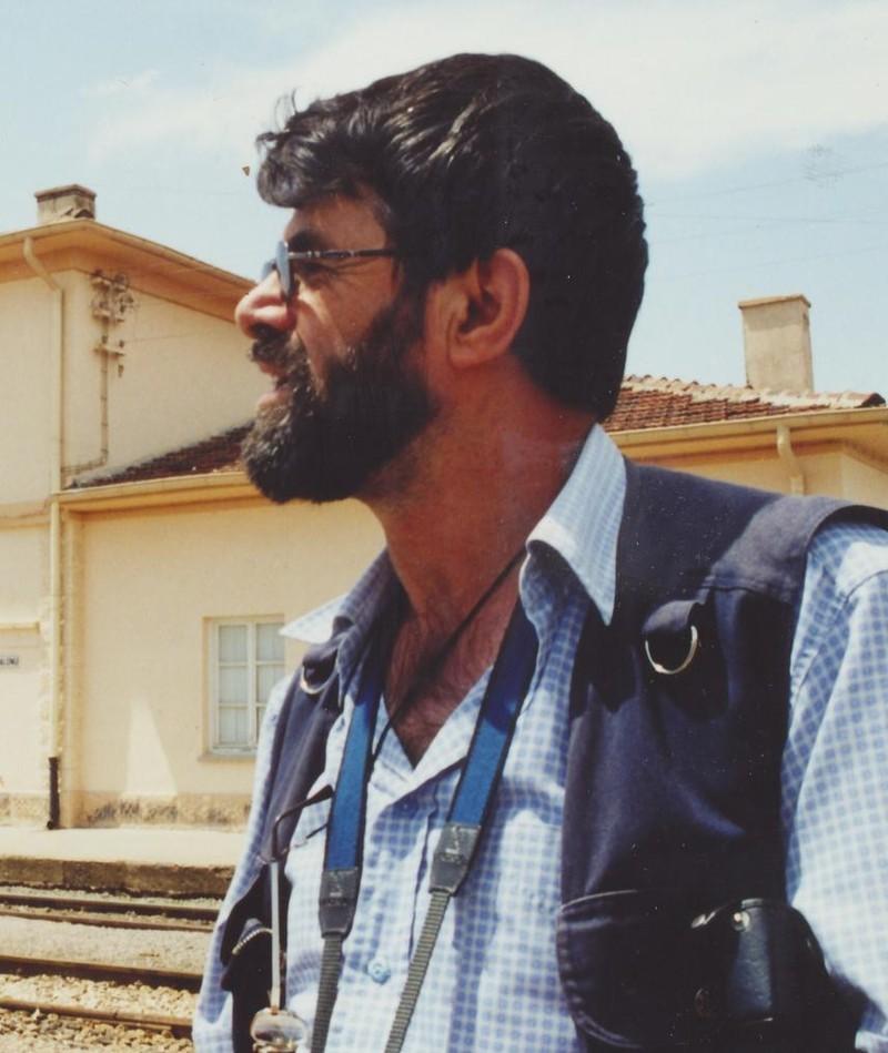 Photo of Ahmet Ulucay