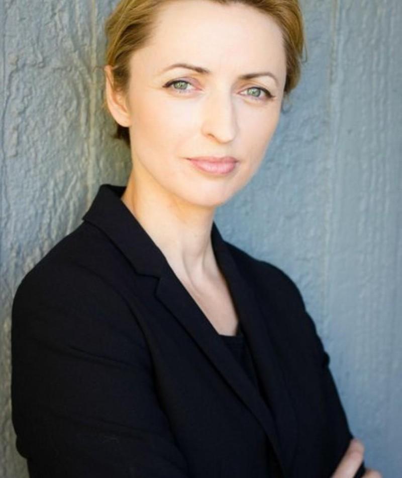 Photo of Sarah Aubrey