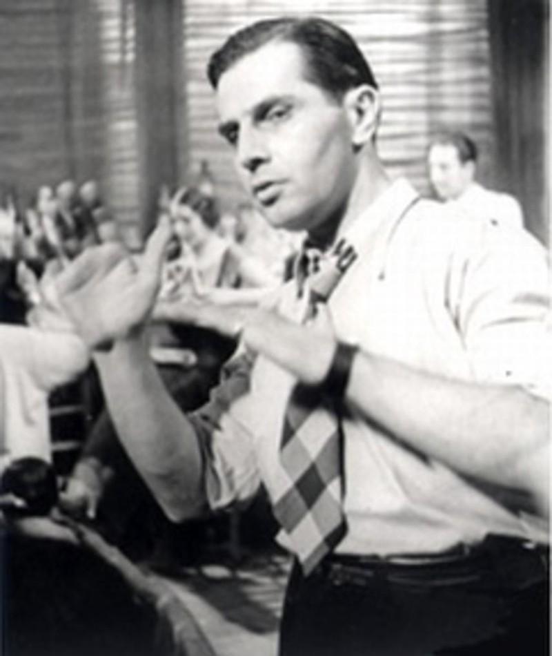 Photo of Maurice Jaubert