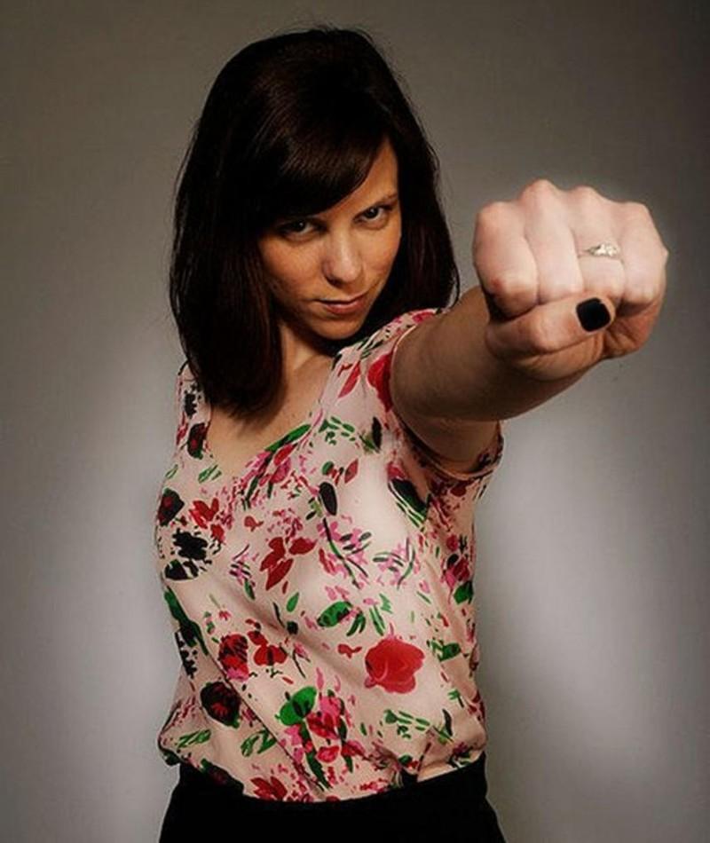 Photo of Sarah Burns