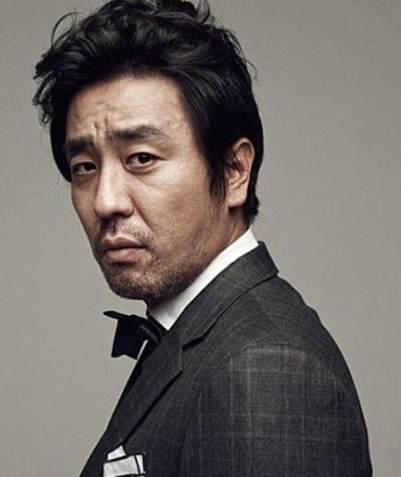 Photo of Ryu Seung-ryong