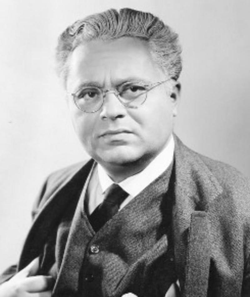 Photo of J. Edward Bromberg