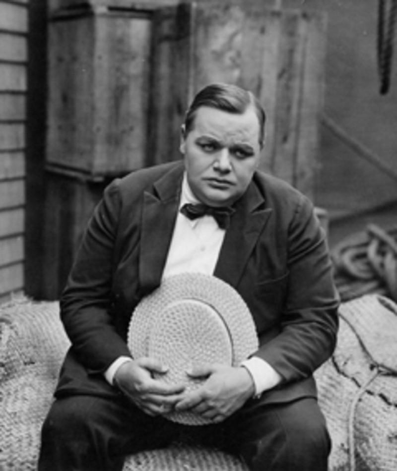 "Photo of Roscoe ""Fatty"" Arbuckle"
