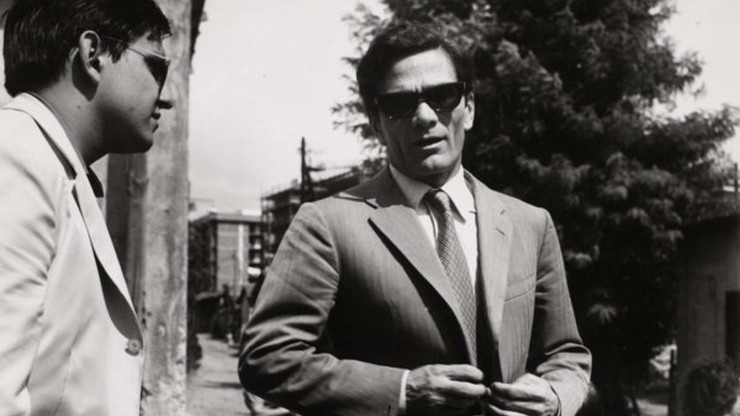 Wild Man Pasolini