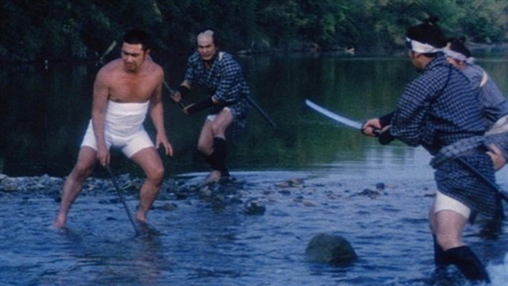 Zatoichi 7: Zatoichi's Flashing Sword