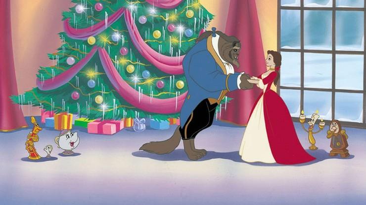 La bella y la bestia: Una Navidad encantada