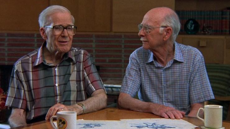 Frank y Ollie: Los magos de Disney
