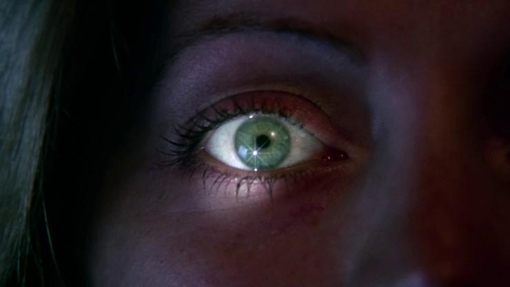Death Has Blue Eyes