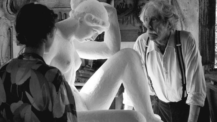 L'artiste et son modèle