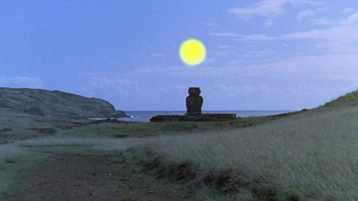 The Suns of Easter Island