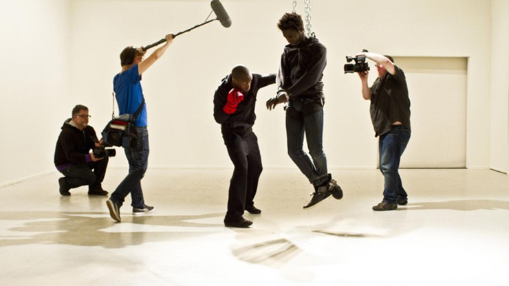 Slaves Body, (série Shooting angle)