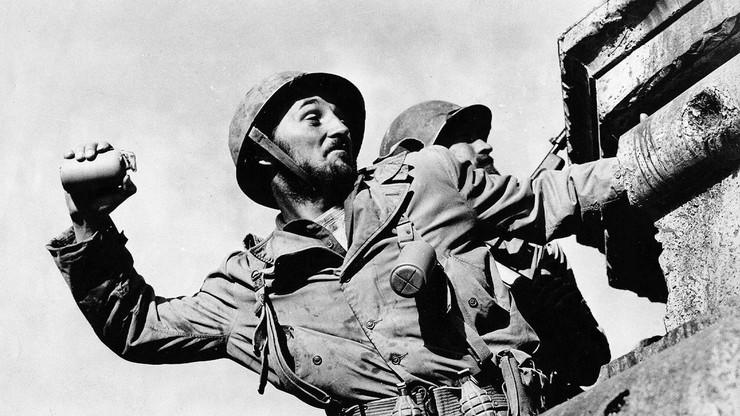 Schlachtgewitter am Monte Cassino