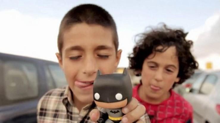 Batman at the Checkpoint