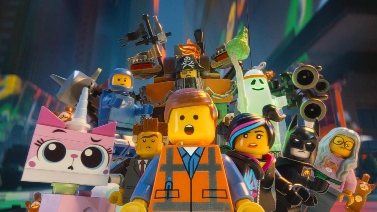 The Lego Movie 2014 Mubi