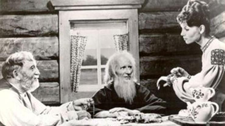 Prisoner of the Volga