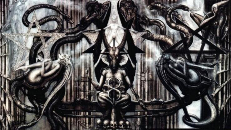 Giger's Necronomicon