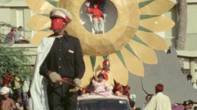 Un carnaval dans le Sahel
