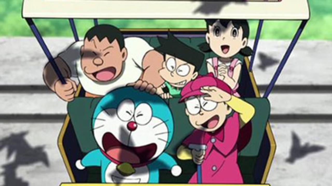 Doraemon the Movie: Nobita's Secret Gadget Museum (2013) | MUBI