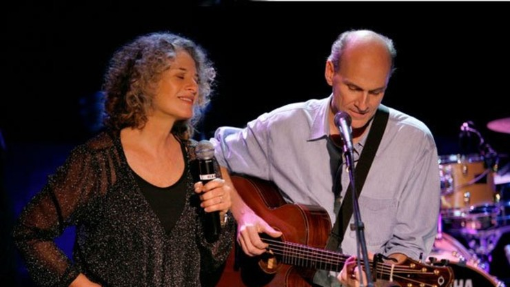 Carole King & James Taylor: Live at the Troubadour